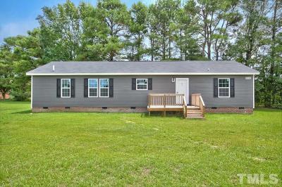 Dunn Single Family Home For Sale: 6311 Nc 242 Highway