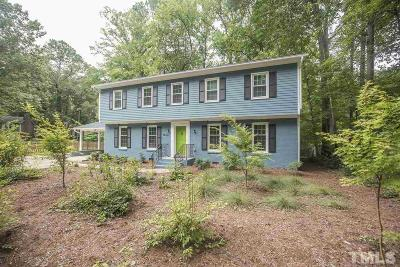 Wake County Single Family Home For Sale: 1422 Seabrook Avenue