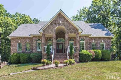 Durham Single Family Home For Sale: 5514 Horseshoe Circle