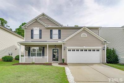 Holly Springs Single Family Home For Sale: 137 Jasper Point Drive