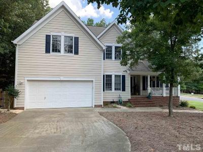 Mebane Single Family Home For Sale: 109 Harbour Town Court