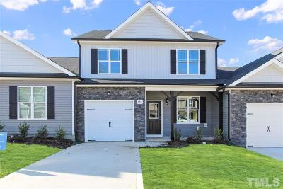 Clayton Townhouse For Sale: 190 Cullen Court