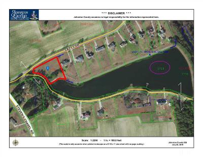 Smithfield Residential Lots & Land For Sale: 114 Lazy J Drive