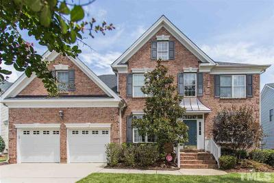 Brier Creek Single Family Home For Sale: 10212 Sporting Club Drive