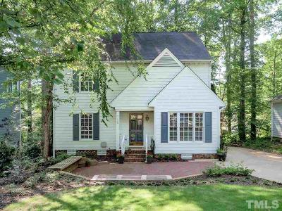 Cary Single Family Home For Sale: 102 Leeward Court