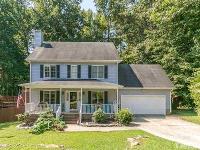 Wake Forest Single Family Home For Sale: 941 E Durness Court