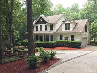 Chatham County Rental For Rent: 147 Dover Road