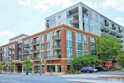 Chapel Hill Condo For Sale: 140 W Franklin Street #600