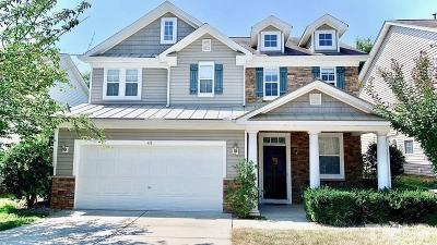 Cary Single Family Home Contingent: 418 Byrams Ford Drive