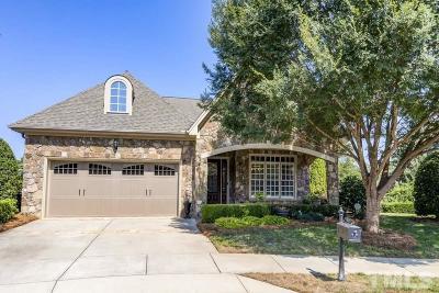 Raleigh Single Family Home For Sale: 3835 Glen Iris Lane