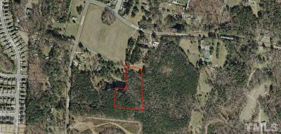 Raleigh Residential Lots & Land For Sale: Lady Myrtle Lane