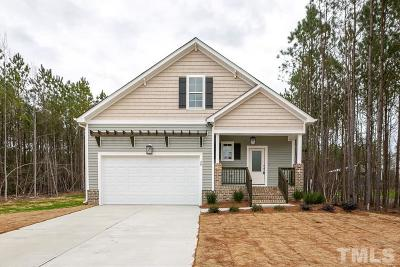 Zebulon Single Family Home For Sale: 30 Wadeford Drive