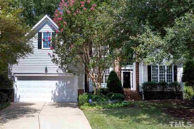 Cary Single Family Home For Sale: 123 Barnes Spring Court