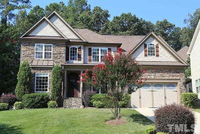 Raleigh Single Family Home For Sale: 1729 Frenchwood Drive