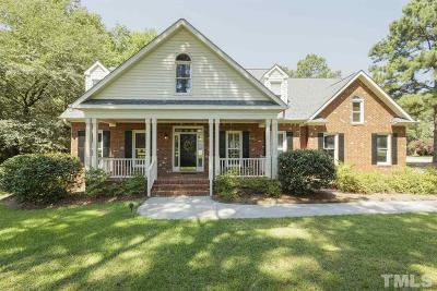 Willow Spring(S) NC Single Family Home Contingent: $389,900