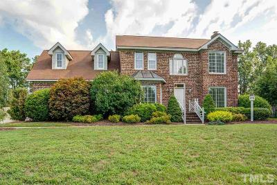 Nash County Single Family Home For Sale: 4517 Hansford Drive