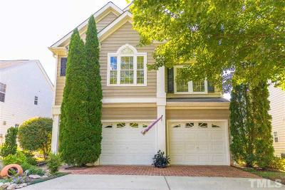 Wake County Single Family Home Contingent: 8214 Shadow Stone Court
