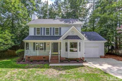 Cary Single Family Home For Sale: 106 Ferris Wheel Court
