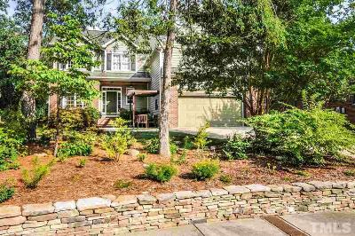 Cary Single Family Home Contingent: 104 Woods Walk Court