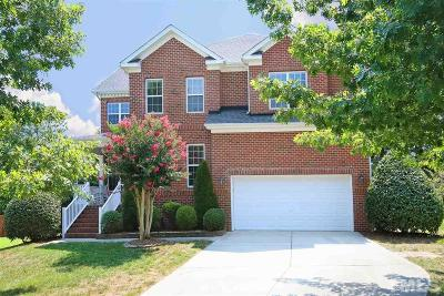 Wake Forest Single Family Home Contingent: 1317 Trailing Rose Court