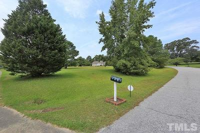 Garner Residential Lots & Land Contingent: Lot 53 Peak Drive