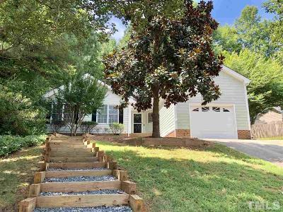 Single Family Home For Sale: 203 Needle Park Drive