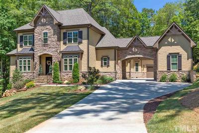 Wake Forest Single Family Home For Sale: 7812 Sonoma Creek Lane