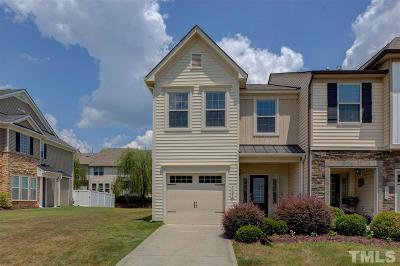 Wake Forest Single Family Home Contingent: 9828 Precious Stone Drive