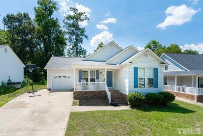 Knightdale Single Family Home Contingent: 111 Spinel Lane