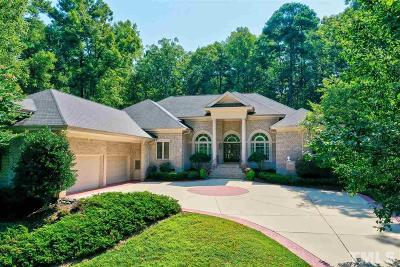 Raleigh Single Family Home For Sale: 5812 Applegarth Lane