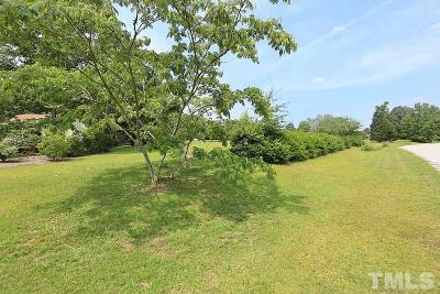 Garner Residential Lots & Land Contingent: Lot 54 Peak Drive