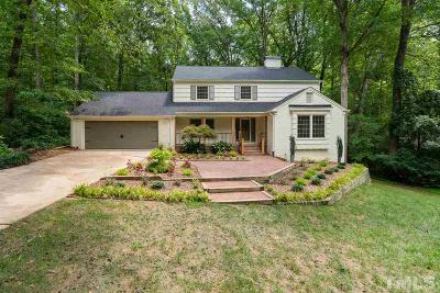 Raleigh Single Family Home For Sale: 4416 Keswick Drive