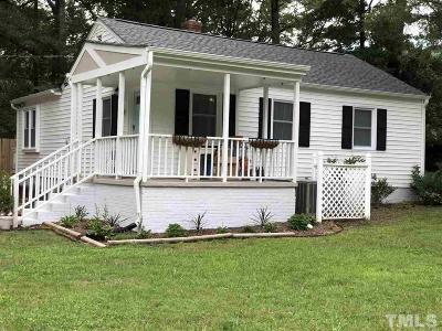 Durham Rental For Rent: 2513 Stephenson Street