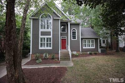 Wake County Single Family Home Pending: 6801 Chasewick Circle