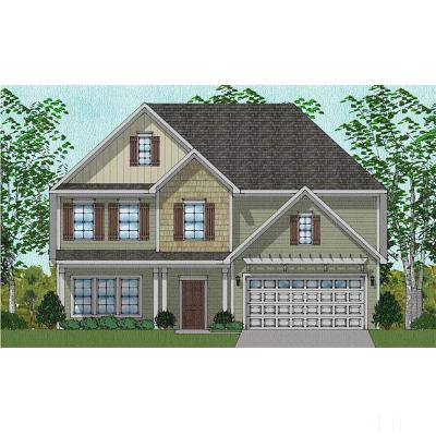 Knightdale Single Family Home Pending: 4704 Sleepy Falls Run #Lot 180