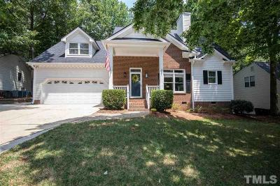 Holly Springs Single Family Home Contingent: 201 Dutch Hill Road