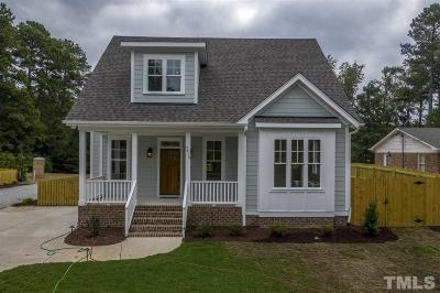 Durham Single Family Home For Sale: 3415 Old Chapel Hill Road