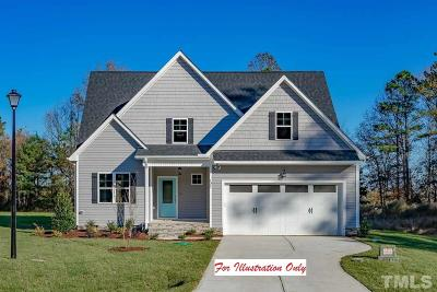Rolesville Single Family Home For Sale: 217 Virginia Water Drive
