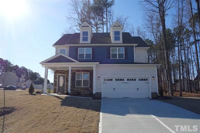 Youngsville Single Family Home For Sale: 408 Forest Glenn Drive