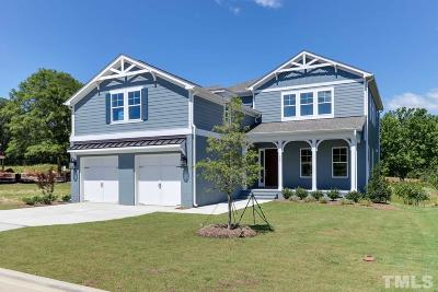 Cary Single Family Home For Sale: 145 Gravel Brook Court