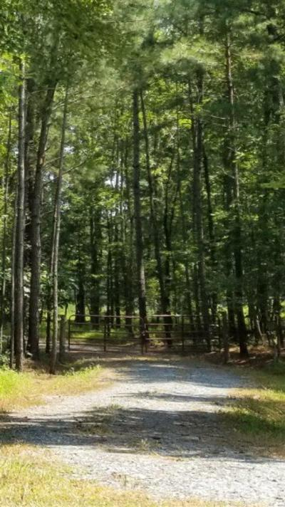 Chatham County Residential Lots & Land For Sale: 1484 Silk Hope Gum Springs Road
