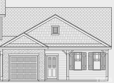 Johnston County Townhouse Contingent: 242 Cullen Court