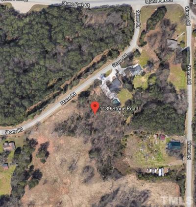 Durham Residential Lots & Land For Sale: 1139 Stone Road