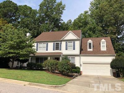 Apex Single Family Home For Sale: 809 Green Passage Lane