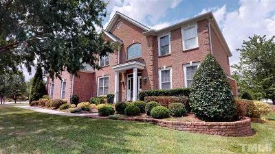 Brier Creek Single Family Home For Sale: 10504 Tarton Fields Circle