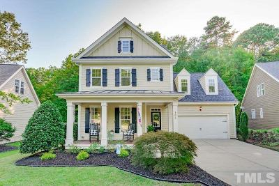 Holly Springs Single Family Home Contingent: 104 Thorndale Drive