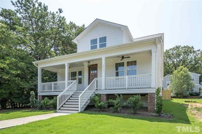 Raleigh Single Family Home For Sale: 2501 Mayview Road