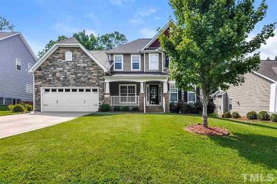 Holly Springs Single Family Home For Sale: 200 Chieftain Drive