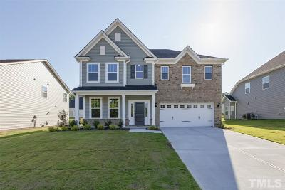 Knightdale Single Family Home For Sale: 4706 Sleepy Falls Run #Lot 179