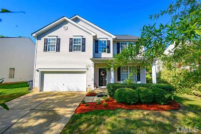 Holly Springs Single Family Home Contingent: 437 Texanna Way